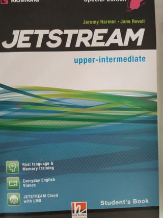libro ingles Jetstream intermediate (Ed. Richmond)