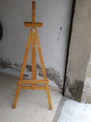 Trípode madera