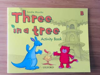 Inglés Oxford Three in a tree Activity book B