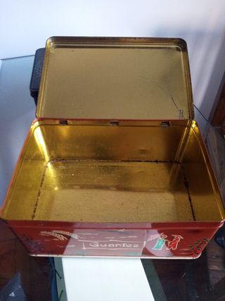 Lote 3 latas antiguas de Colacao