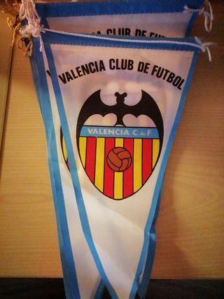 Banderines Valencia CF
