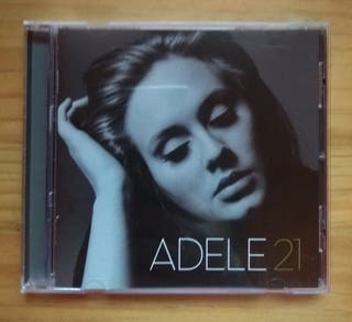"Adele: ""21""."