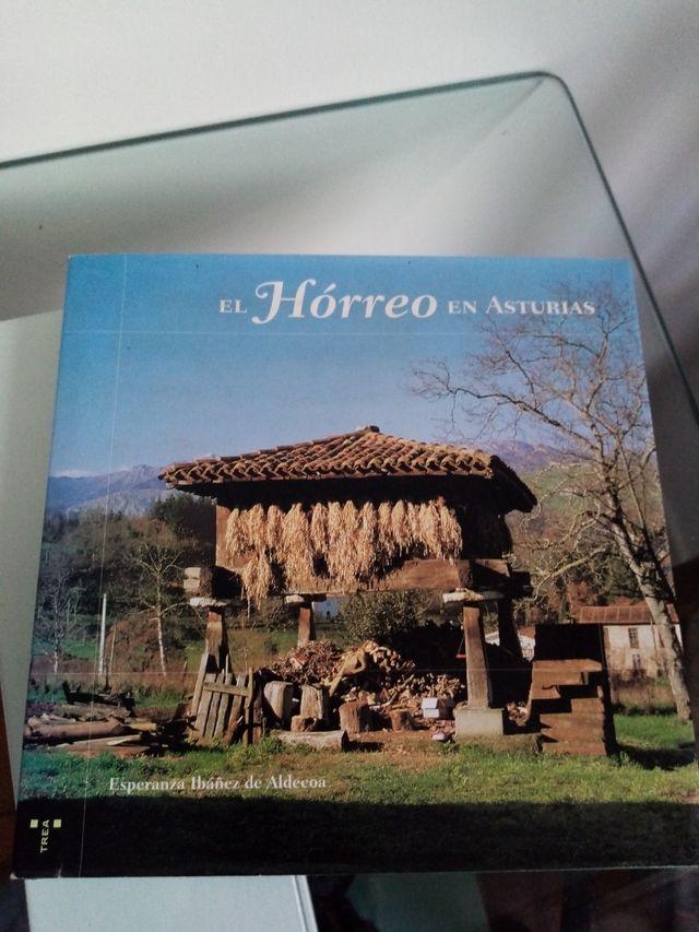 Libro El hórreo en Asturias