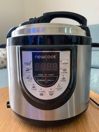 Olla electrica New cook robot cocina