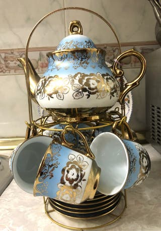 Juego de café chino - HAGO ENVÍOS -