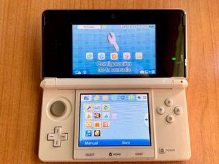 Nintendo 3DS Blanca