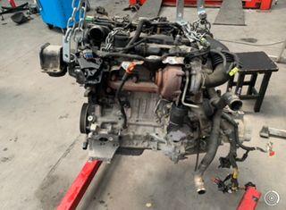 Motor 1.6hdi 110cv 130.000 klm