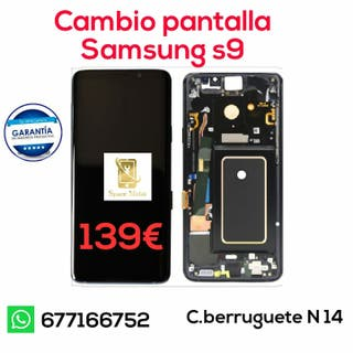 pantalla Samsung S9
