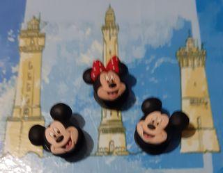 Minie y Mickey Mouse. JIBBITZ
