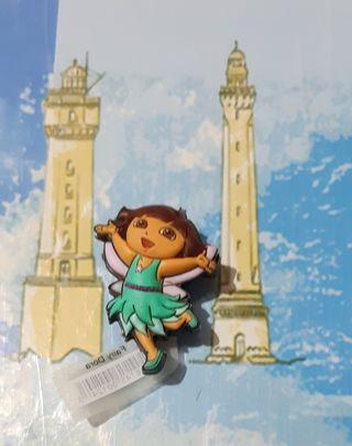 Dora hada Bailarina Jibbitz Crocs