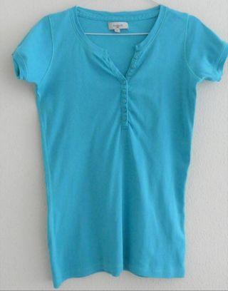 Camiseta Panadera azul Fórmula Joven
