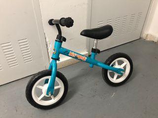 Bicicleta equlibrio Feber