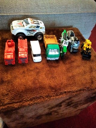 matchbox vechicles,Pluto car ,super racing pick up
