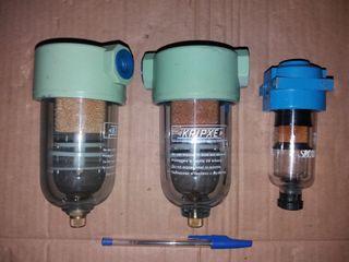 Filtros de aire KRIPXE F-1/2.