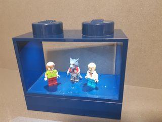 Lego expositor con luz