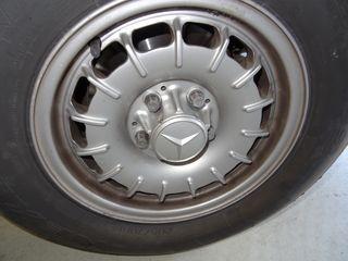 Llantas Barrocas Mercedes