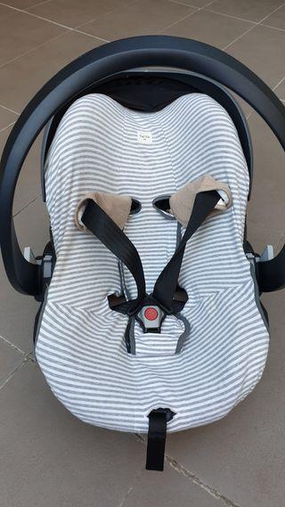 Silla bebé para coche Be Safe Grupo 0