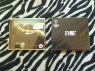 Lote CD's Beyoncé