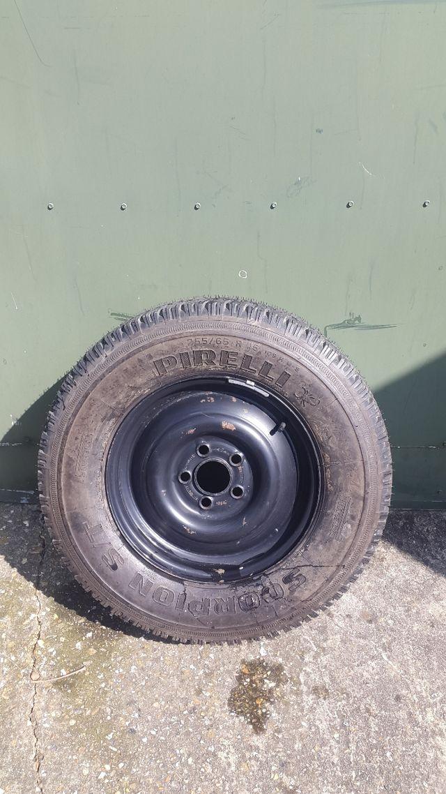 Tyre Wheel