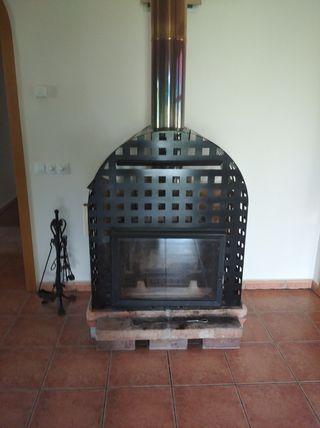 chimenea 13-15kw