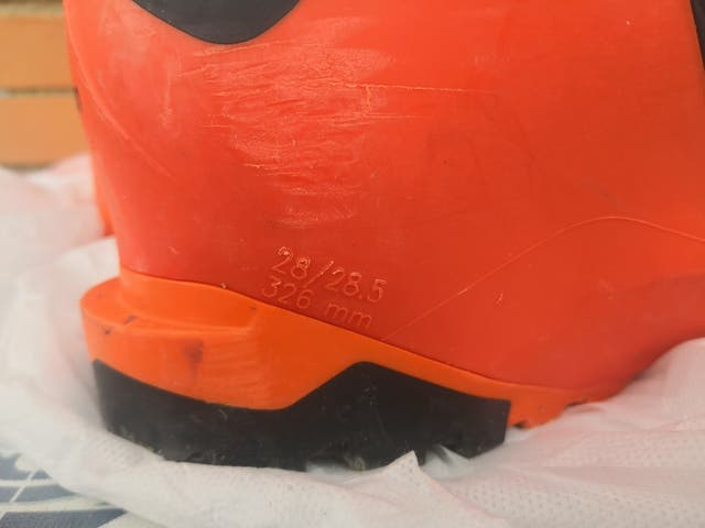 botas salomon x-pro 100