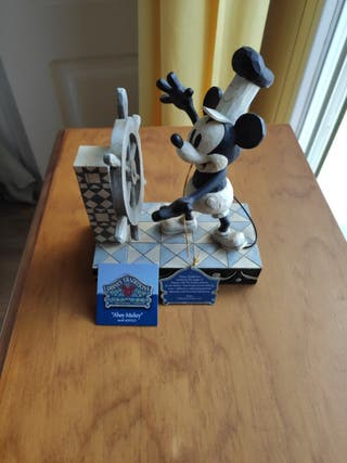 Disney Traditions: Ahoy Mickey - Steambot Willie