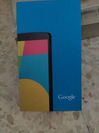 Google Nexus 5 negro 32 gb