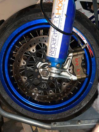 Supermotard tm 450 2011