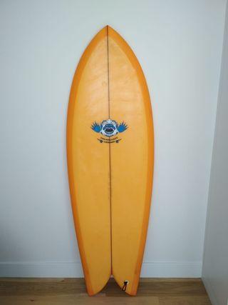 Tabla de Surf Retro Fish