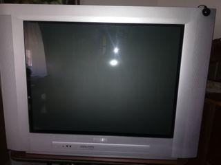 TDT grabador + Televisión Philips 26'