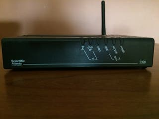 Router Wifi Cisco EPR 2320R2 Scientific Atlanta
