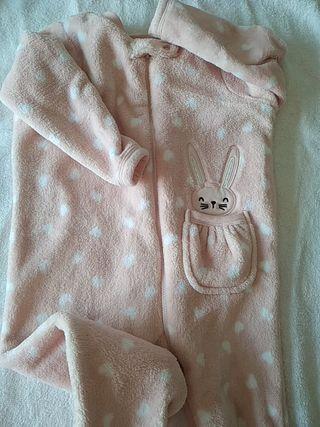 Pijama buzo bebé