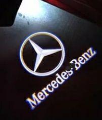 Led puertas Mercedes