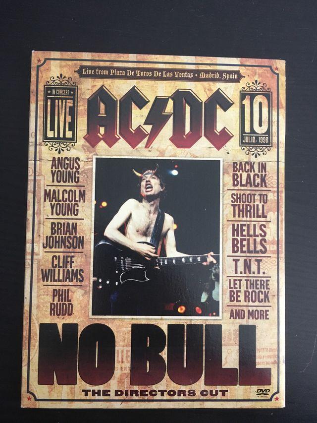 AC/DC No Bull The Directors Cut