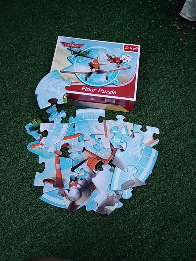 Puzzle 20 piezas
