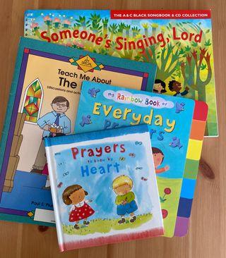 Lote libros niños en inglés. NUEVOS.