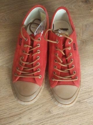 Ralph Lauren Zapatos de ante 46