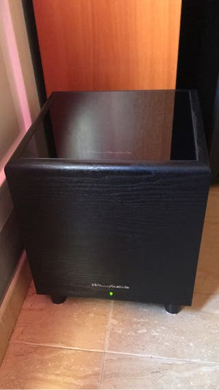 Subwoofer wharfedale power cube 8+