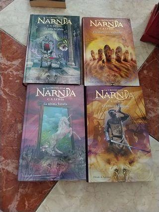 Narnia colección