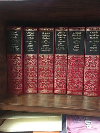 Coleccion Grandes Novelistas Mundiales de 1991