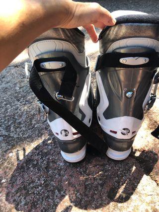 Botas de ski número 44