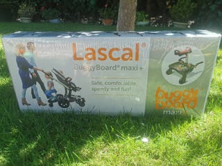 Patinete con Asiento Lascal BuggyBoard