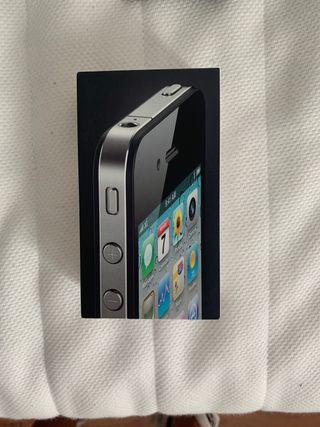 IPhone 4s con caja