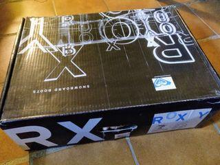 Botas snowboard Roxy Quicksilver T.38,5