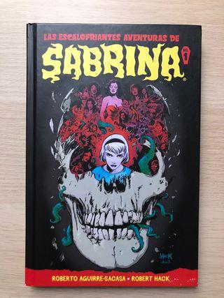 Las escalofriantes aventuras de Sabrina. Vol. 1