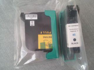 Cartucho tinta HP45 Negro compatible