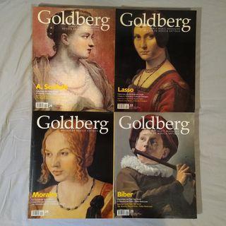 REVISTA | Goldberg