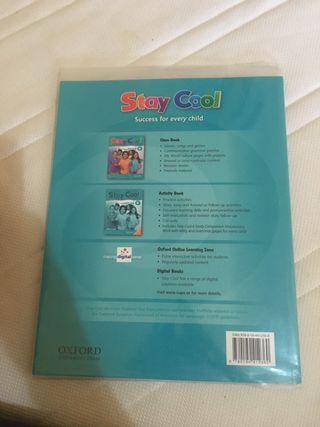 Libro inglés 6o de primaria Stay Cool