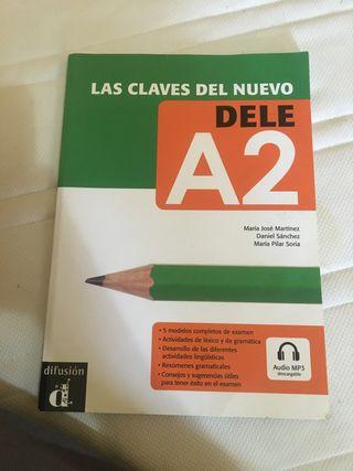 Editorial difusión DELE A2