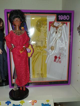 Barbie colección 1980